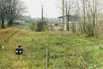 Photo: Bocznica TPPB {Toruń Północny; 2003-10-25}
