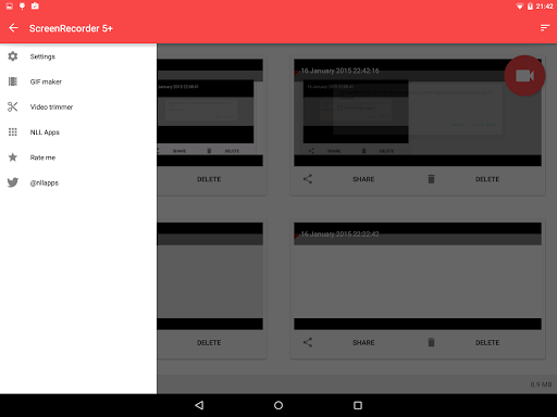 Screen Recorder - Record your screen screenshot 8