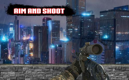Sniper 3D - Kill Terror Shooter - náhled