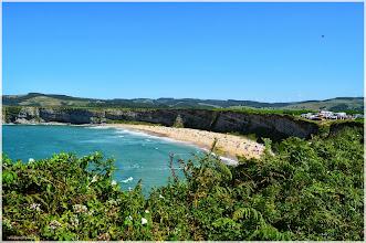 Photo: Playa de Langre ( Cantabria) http://www.viajesenfamilia.it/