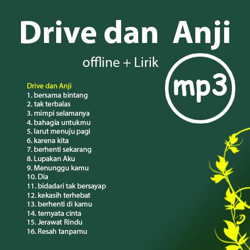 💿 DRIVE dan ANJI lagu lengkap offline plus lirik ss2