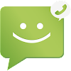 SMS from Android 4.4 with Caller ID APK Icon