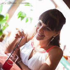 Wedding photographer Marina Kuzmina (Marika8). Photo of 21.09.2014
