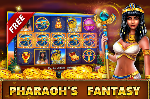 Pharaoh's Slot Machines™ FREE