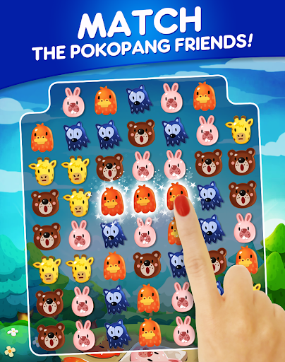 POKOPOKO The Match 3 Puzzle apkpoly screenshots 11