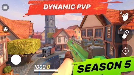 Guns of Boom - Online PvP Action APK screenshot thumbnail 9