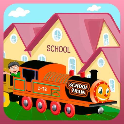 School Train 模擬 App LOGO-APP開箱王