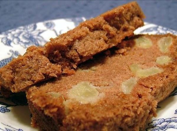 Penzey's Apple Bread Recipe