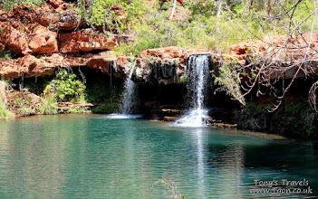 Photo: Fern Pool, Karijini National Park, Western Australia