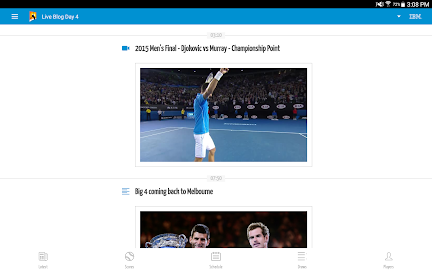 Australian Open Tennis 2016 Screenshot 9