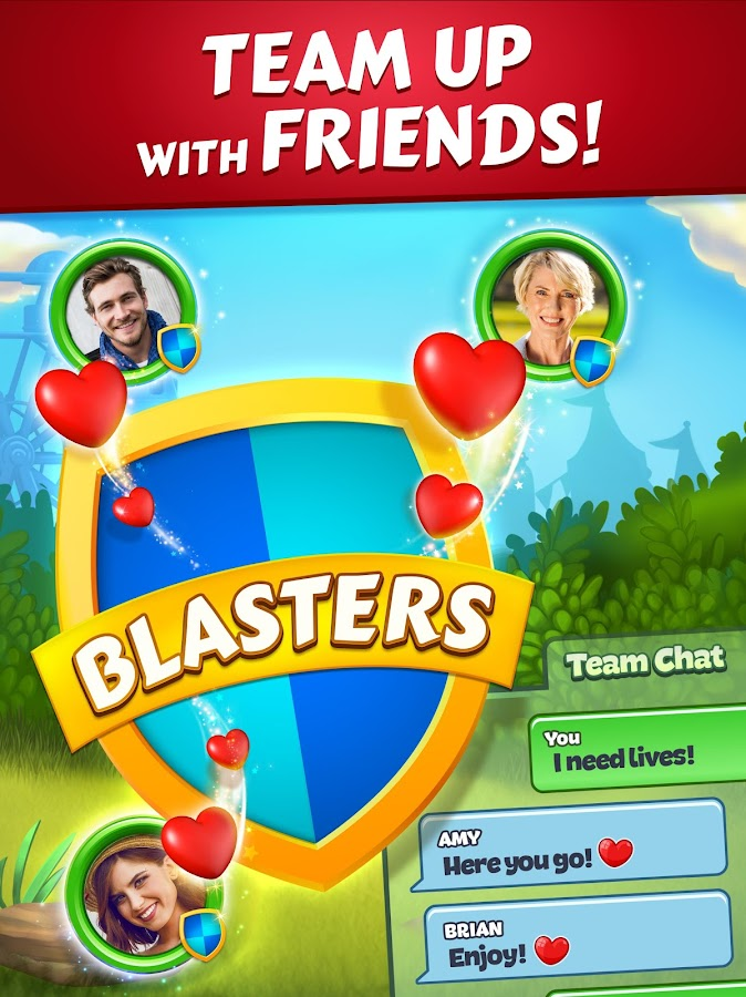 Screenshots of Toon Blast for iPhone