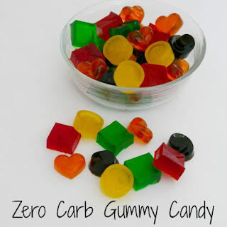 Zero Carb Gummy Candy.