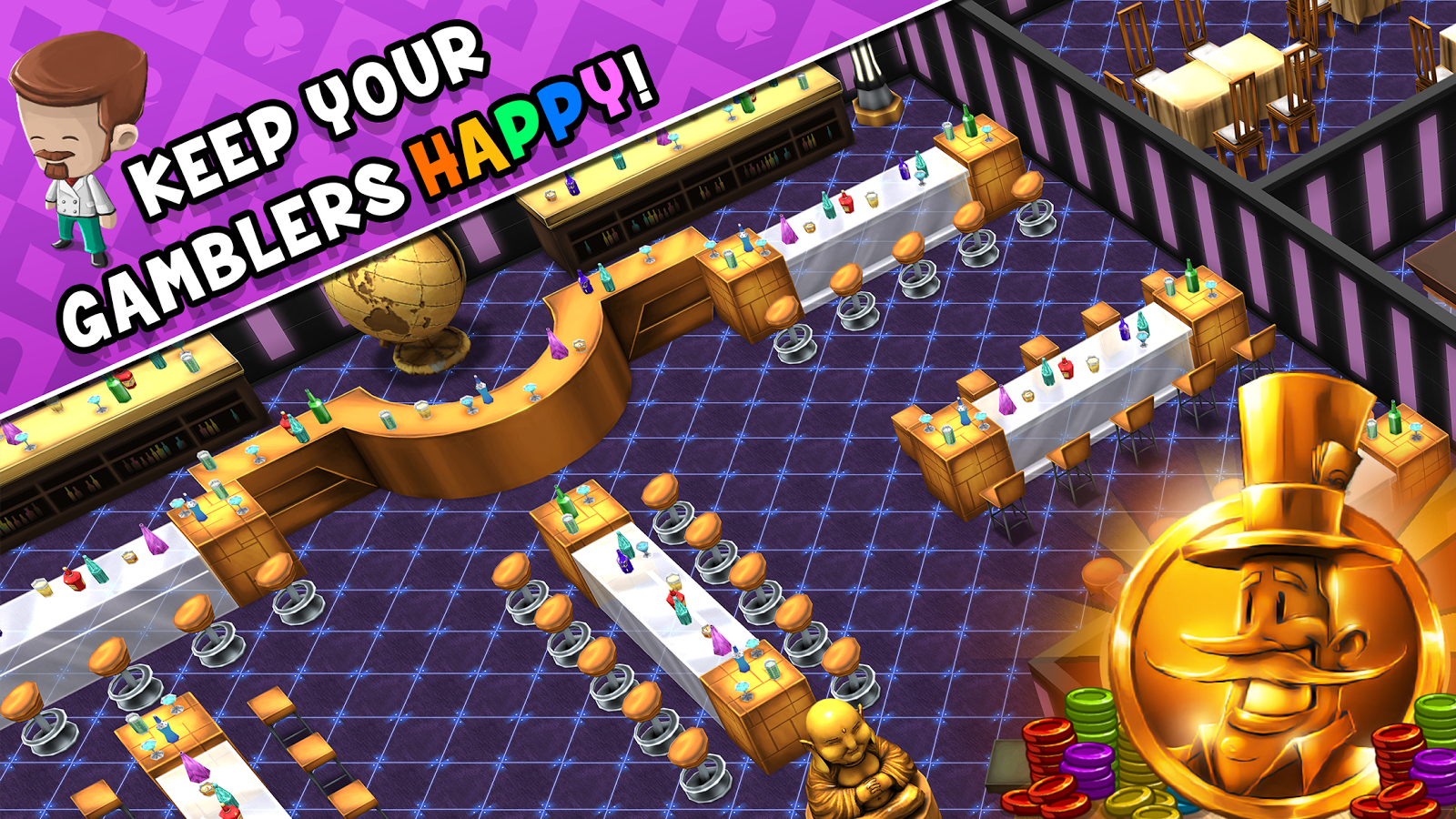 Goldfather: Casino Tycoon - Android Apps on Google Play