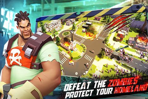 Hero Z:Survival Evolved screenshot 4