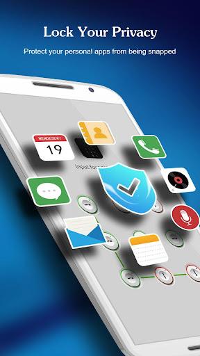 AppLock - Gallery Lock & LockScreen & Fingerprint 2.1.7 screenshots 1