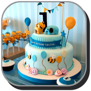 Birthday Cake Design ideas - náhled