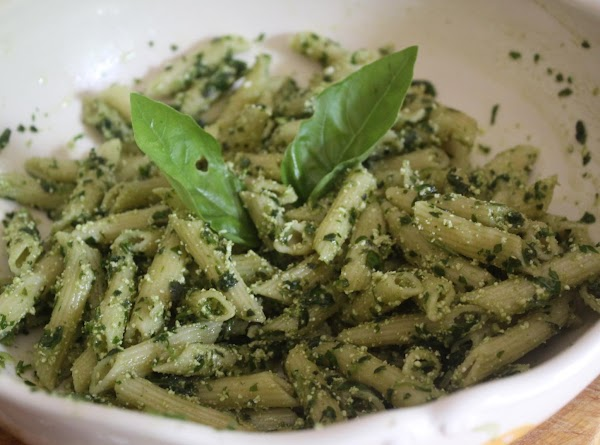 Toss with pasta or vegetables. Drizzle with more oil on top of pasta to...