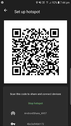 Z Share - Fastest Desi file sharing app
