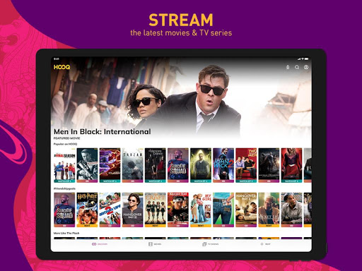 HOOQ - Watch Movies, TV Shows, Live Channels, News screenshot 8