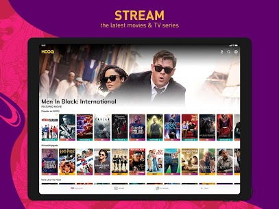 HOOQ – Watch Movies, TV Shows, Live Channels, News App Download For Android and iPhone 9