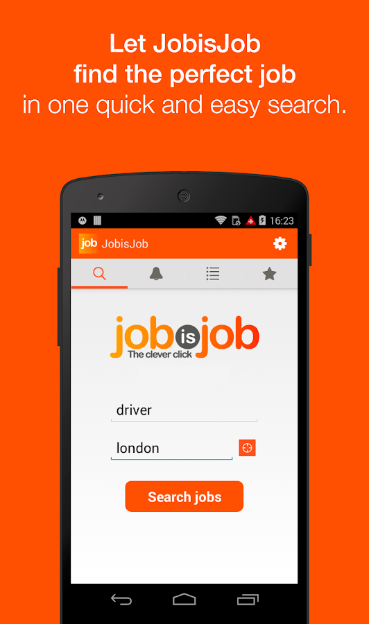 Jobs by JobisJob- screenshot