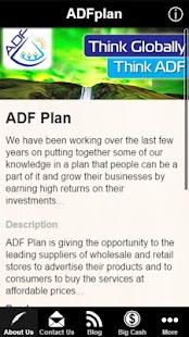 ADF Plan App- screenshot thumbnail