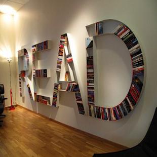 BookShelves diy - náhled