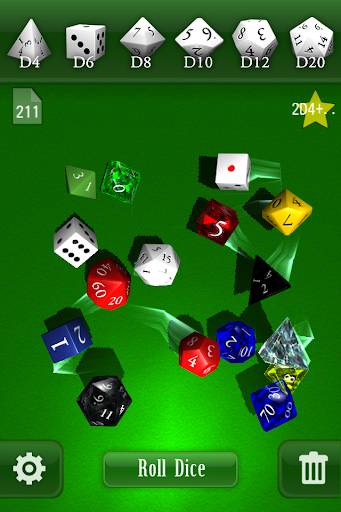 MotionDice screenshots 2