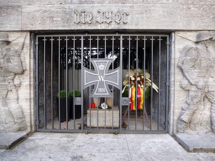 Denkmal «die 39er».