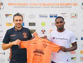 Officiel : Fortuné Katalay rejoint le Luxembourg