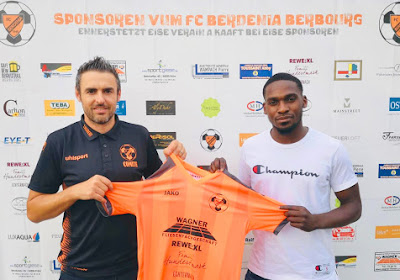 Officiel : Fortuné Katalay rejoint le Luxembourg