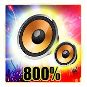800 super max volume booster (sound booster)2019