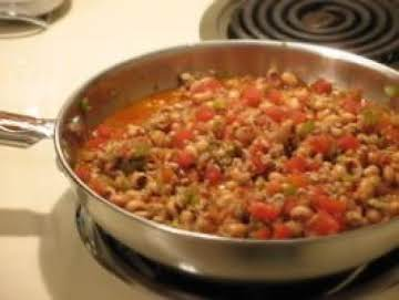 Black-Eyed Pea Skillet