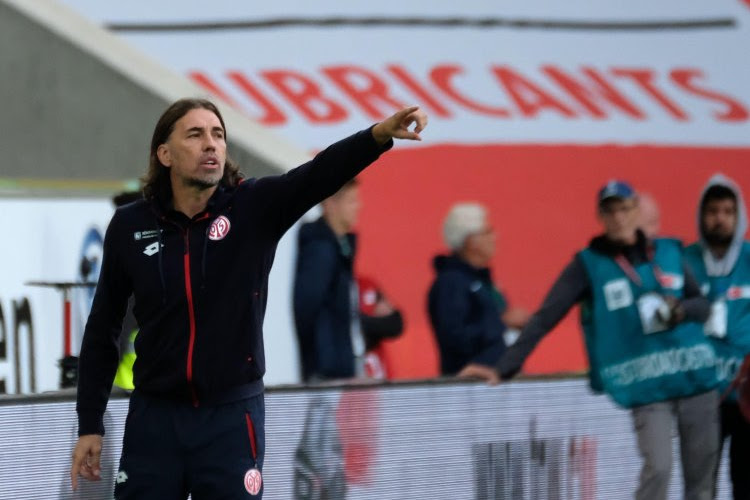 Un club de Bundesliga se sépare de son entraîneur