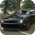 Parking Dodge - Challenger Muscle Driving USA APK