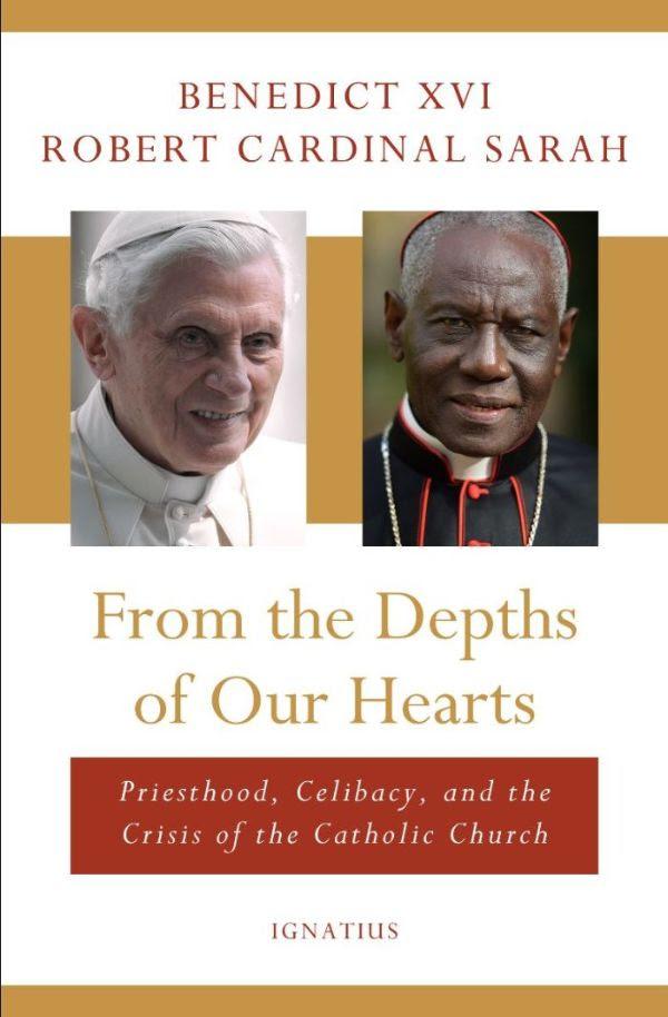 Đức Giáo hoàng Danh dự Benedict XVI & Đức Hồng y Sarah viết sách về đời sống độc thân của linh mục