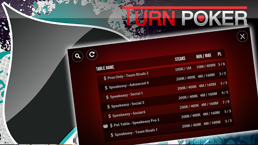 Turn Poker 3.9.1 DreamHackers 3