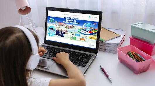 Más de 250 premios en el concurso digital infantil de Aqualia