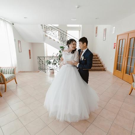 Wedding photographer Vitaliy Sidorov (BBCBBC). Photo of 12.12.2017