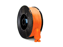 Safety Orange NylonG Glass Fiber Filament - 1.75mm (3kg)