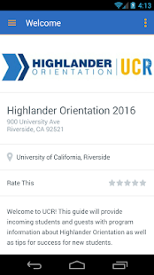 UC Riverside (UCR)- screenshot thumbnail
