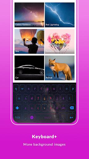 Keyboard+ screenshot 3