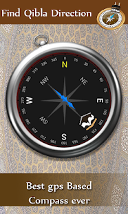 Qibla Compass- Find Direction - náhled
