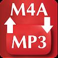 Convert m4a to mp3 apk