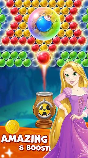 New Bubble Shooter : Princess Bubble Games screenshots 3