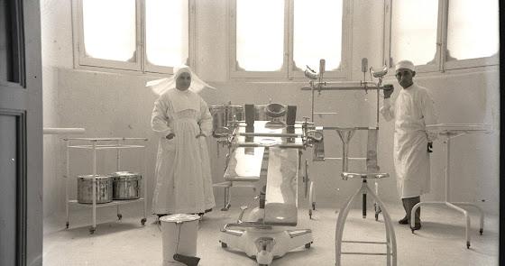 La primera operación de corazón en el mundo fue en Almería