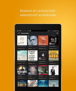 Audiobooks from Audible Screenshot 12