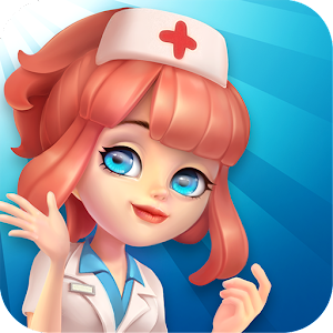Idle Hospital Tycoon Doctor and Patient 2.1.4 by JoyMore GAME logo