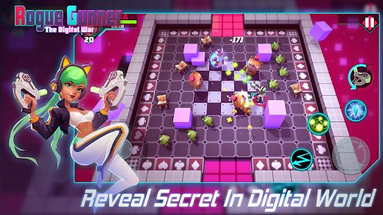 Rogue Gunner: Pixel Shooting google play ile ilgili görsel sonucu