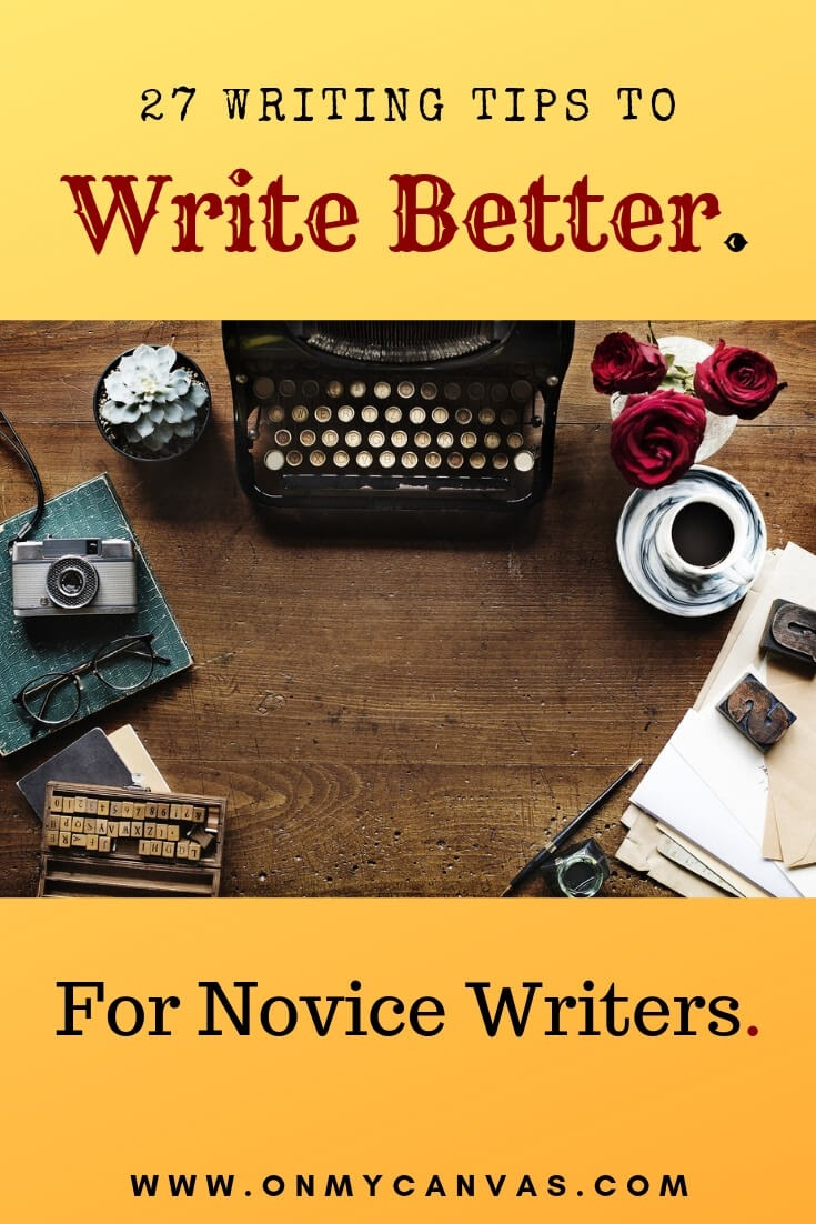 typewriter+notebook+pen+writing+pinterest+image+writing+tips+novice+writers+blog